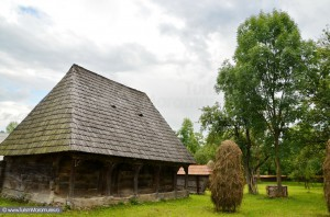 Breb,  Maramures - Casele maramuresene ale Printului Charles