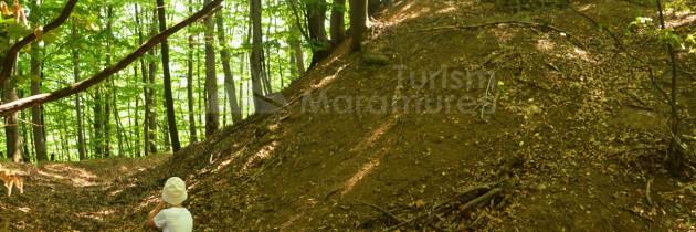Trasee turistice Baia Mare: Din Valea Borcutului, pe la minele Antonca si Sofia, la Cetatea lui Liszbon Gelert