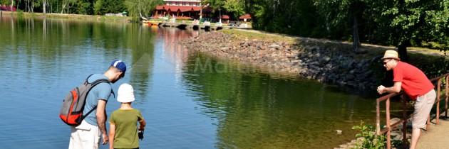 Zone de agrement Baia Mare – Lacul Mogoșa