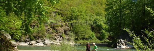 Țara Chioarului (Berchezoia):  La Biserica Vacilor, Zugău și Împreunarea Râurilor
