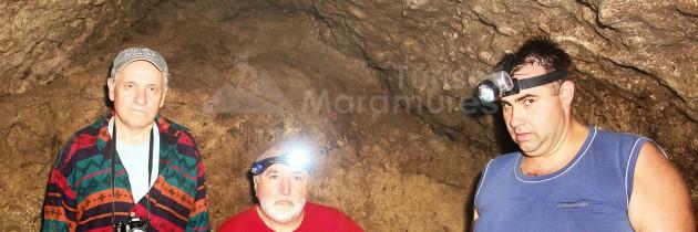Vălenii Șomcutei: La Peștera din Valea Rea