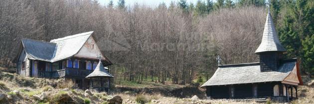 Munții Lăpușului (Bloaja): Din Izvoarele, la Schitul Șatra