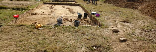 În situl arheologic Podanc din Lăpuș