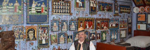 Săpânța: De la Casa Memorială Stan Ioan Pătraș, la cascada Custurii și cascasa Șipot