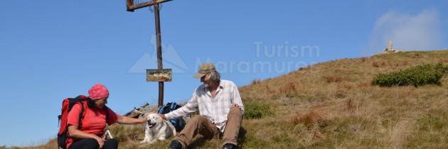 Munții Țibleș: Din Groșii Țibleșului, pe vârful Arcer și vârful Țibleș