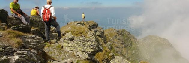 Parcul Național Munții Rodnei: Borșa – Picioru Moșului – Pietrosu Rodnei