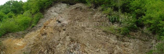 De la tufurile cu oolite din Valea Stejarului la Troița Rednicenilor din Berbești