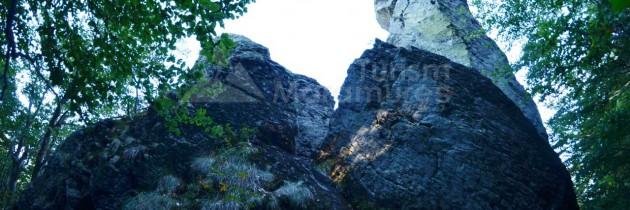 Pe vârful Pietroasa, la Luna Șes
