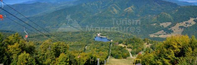 Munții Gutâi: Din Șurdești pe vârful Mogoșa