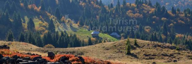 Maramureșul Istoric: Budești – caldeira Gruiu Lupului – Corha