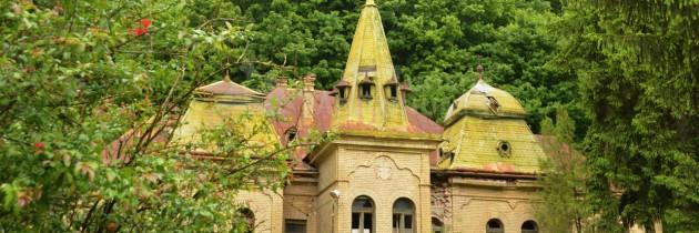 Castelul Pocol – ce destinație i-ai da clădirii de pe Valea Borcutului?