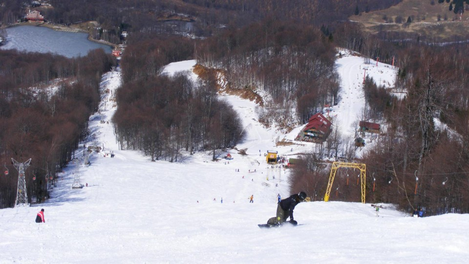Stațiunea Șuior – complex turistic montan destinat schiorilor