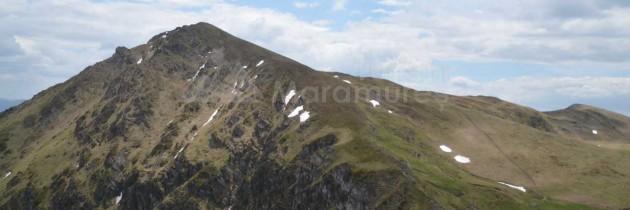 Munţii Maramureşului: Din Luhei la Lacul Vinderel, vârful Mihailecu, Stânișoara și Smereka