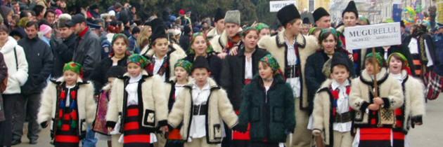 """Festivalul de Datini și Obiceiuri de Iarnă """"Marmația 2014"""" – program"""