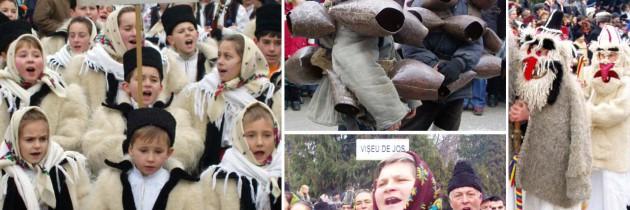 Festivalul de Datini și Obiceiuri de Iarnă din Sighetu Marmației