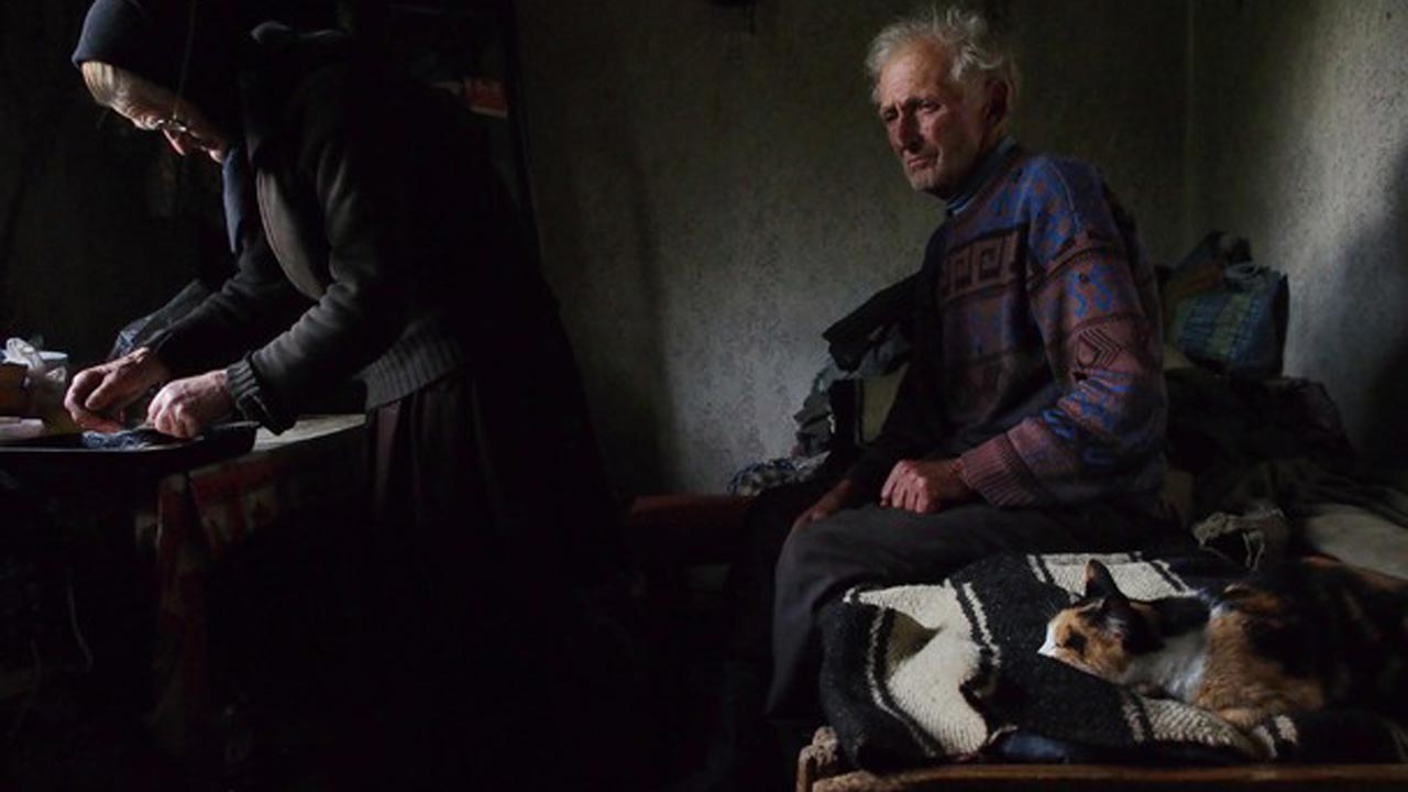 National Geographic Photography Contest - Oameni din Sârbi - autor Robert Fiore