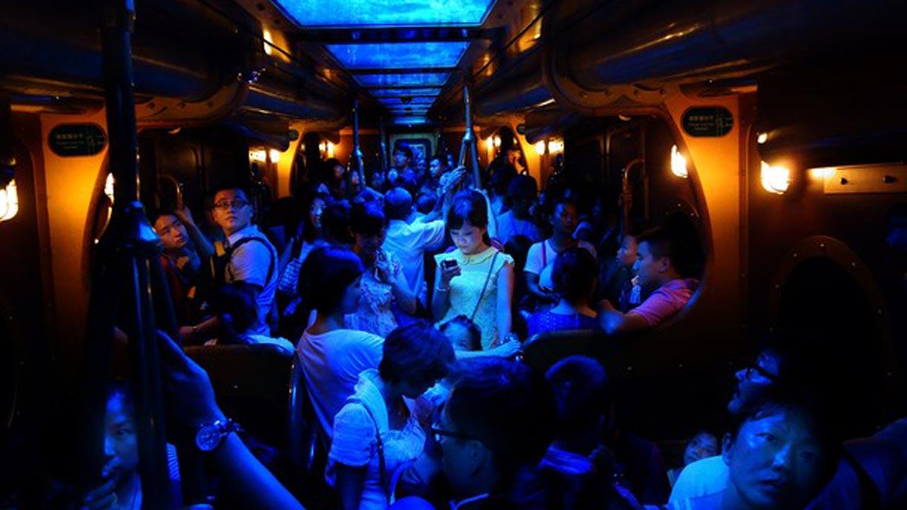 "National Geographic Photography Contest - Hong Kong - locul I, Categoria ""Oameni"""