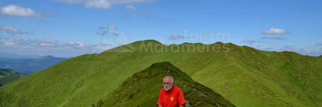 Munții Maramureșului: Baia Borșa -Tăul Fătăciunii -Toroiaga