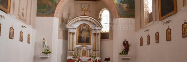 Descoperind istoria Băii Mari – Biserica Sfântul Anton