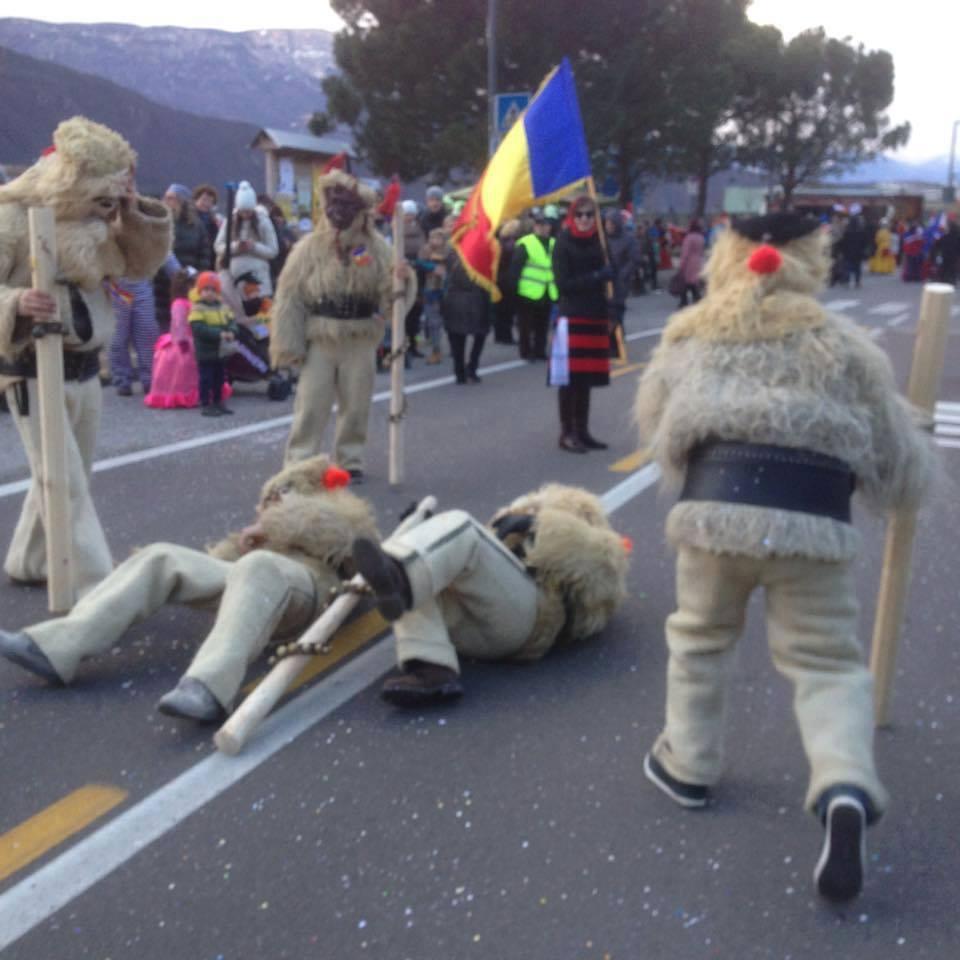 Maramureșeni la Carnavalul din Laives