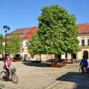 Turist în Baia Mare