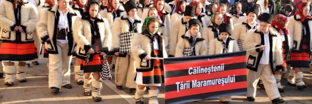 Festivalul de Datini și Obiceiuri de iarnă, Marmația 2015