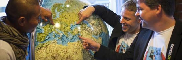 Până la 37 de ani, un norvegian a vizitat toate țările lumii: România e în topul preferințelor sale