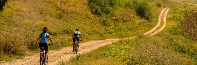 Pe bicicletă prin Țara Lăpușului, timp de 5 zile