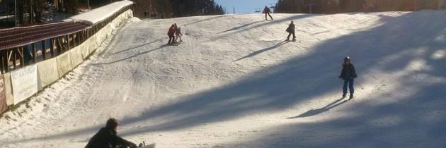 Pârtiile de schi de la Cavnic s-au deschis mai repede ca oricând