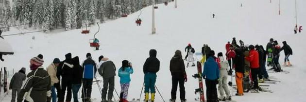 În Borșa, la Prislop, a fost inaugurată o nouă pârtie de schi