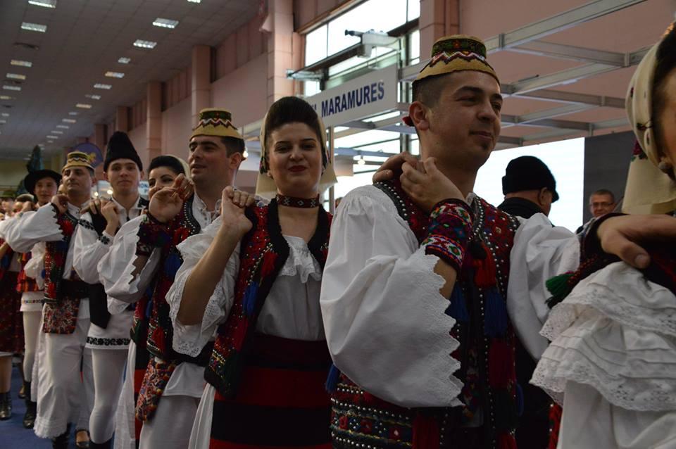 Targul de Turism al Romaniei 2017 - stand Maramures