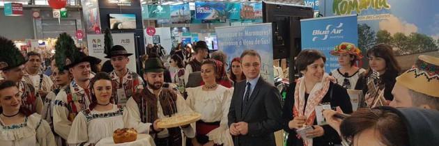 Vișeul a reprezentat Maramureșul la Salonul Mondial de Turism de la Paris