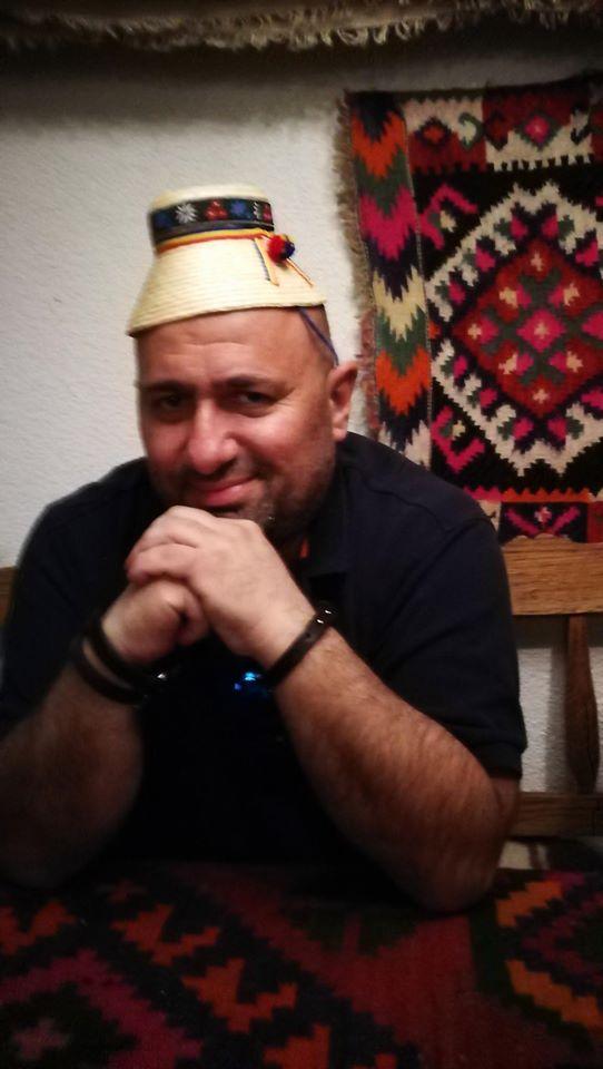 Chef Cătălin Scărlătescu, Păstrăvăria Mara, Maramureș