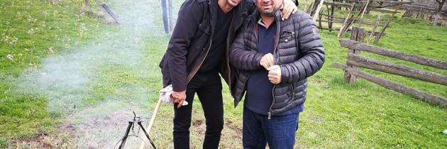 Chefi la ceaun – Cătălin Scărlătescu și Nicolai Tand au gătit împreună, în Maramureș