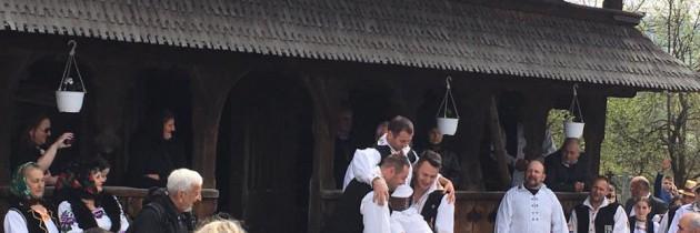 VIDEO: Udătoriu 2017 de la Șurdești l-a celebrat pe Petrea lui Iustinu Vădeanului