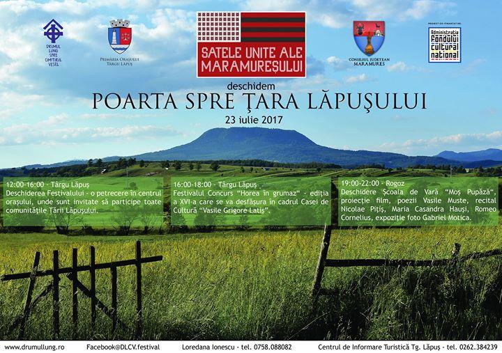 Drumul Lung spre Cimitirul Vsel 2017 - Tara Lapusului