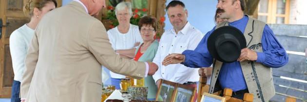 Producătorii bio din Maramureș sunt puși pe o hartă finanțată de Prințul Charles