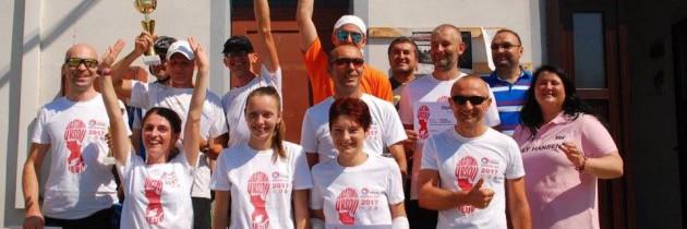Pasionați de alergare din Maramureș s-au întrecut la Maratonul Ursoii 2017
