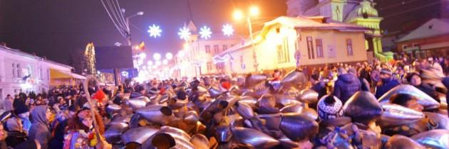 Noaptea Viflaiemurilor la Vișeu de Sus, în 24 decembrie