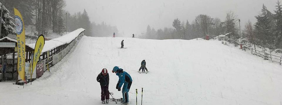 Se schiază la Cavnic: Roata 1, prima pârtie din Maramureș deschisă în sezonul 2017-2018
