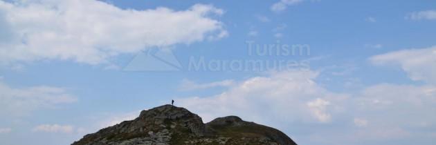 Parcul Național Munții Rodnei: Valea Rea – Șaua Galațului – vârful Puzdre – vârful Negoescu Mic