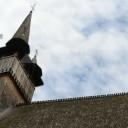 """Biserica de lemn din Budești Josani """"Sfântul Nicolae"""" – monument UNESCO"""
